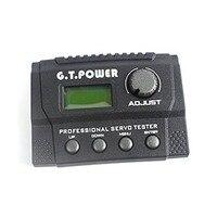 FATJAY GT Power 7.4 12V Professional Servo Tester