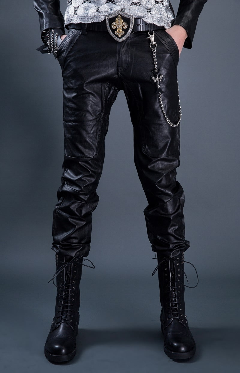 Find mens faux leather pants at ShopStyle. Shop the latest collection of mens faux leather pants from the most popular stores - all in one place.