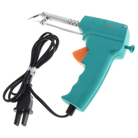 L406060 Solder Gun Automatic Electrical Tin Soldering Iron Support Welding Tool 1 2mm Diameter Wire Solder Wire 220V 60W
