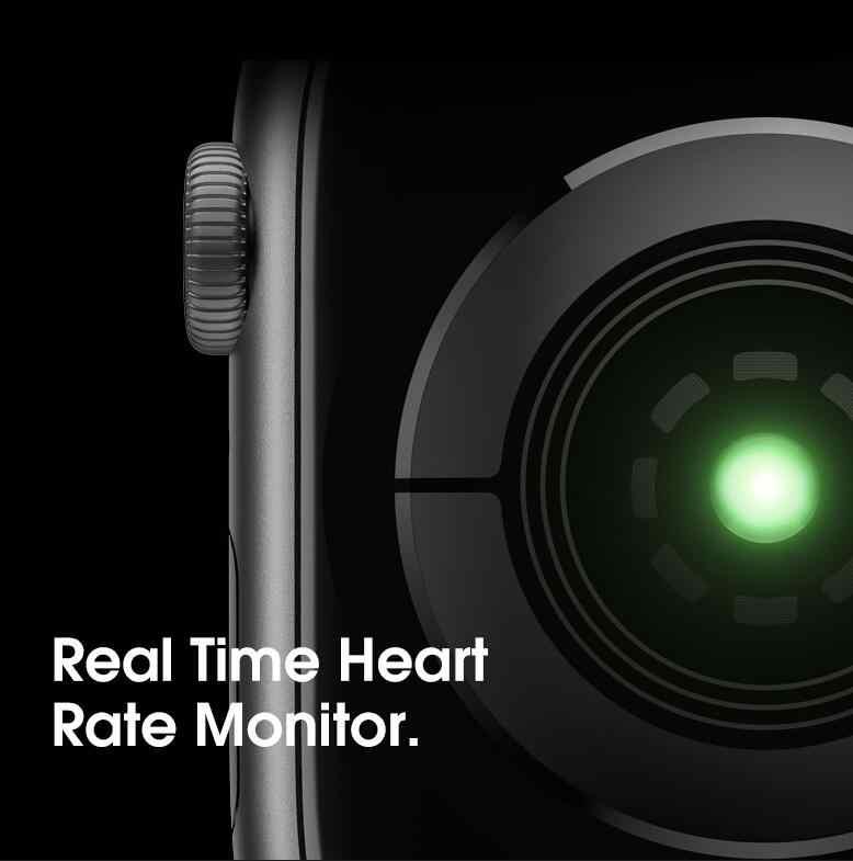 Iwo 8 Smart Watch 1:1 44 Mm Seri 4 Monitor Detak Jantung Bluetooth Watch Smartwatch untuk iPhone Ios Android