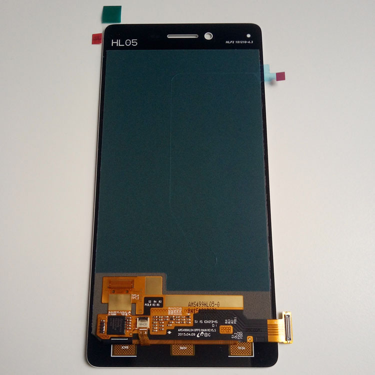 5.0 For Oppo R7 LCD screen Display with Touch Screen Digitizer Assembly lcd screen