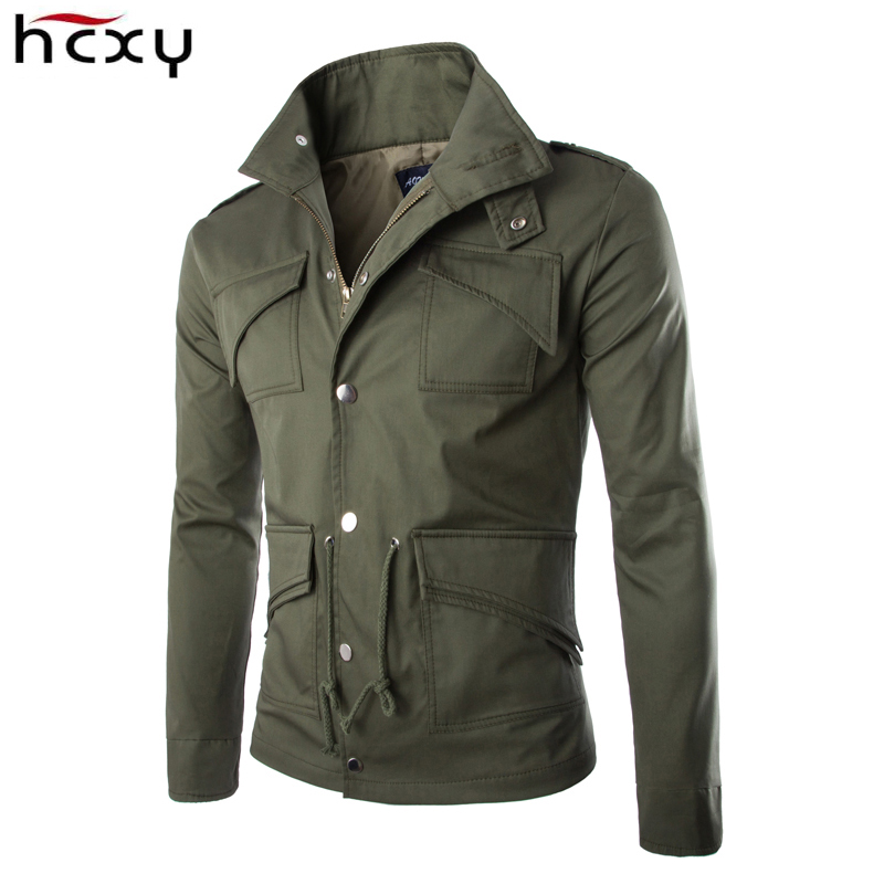 2016 high quality cotton military jacket British trade ...