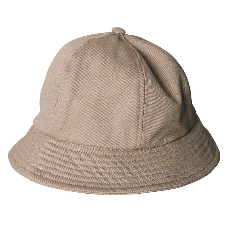 Opalovací krém Klobouk Sluneční čepice pro ženy Léto 2017 Plátno Khaki / Černá / bílá Jednobarevná UV ochrana Rybář Žena Sun Hat