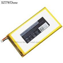 Sztwdone P706T Новый Планшеты Аккумулятор для Dell Venue 7 8 3730 3830 T02D T02D002 0CJP38 3.7 В 15.17wh