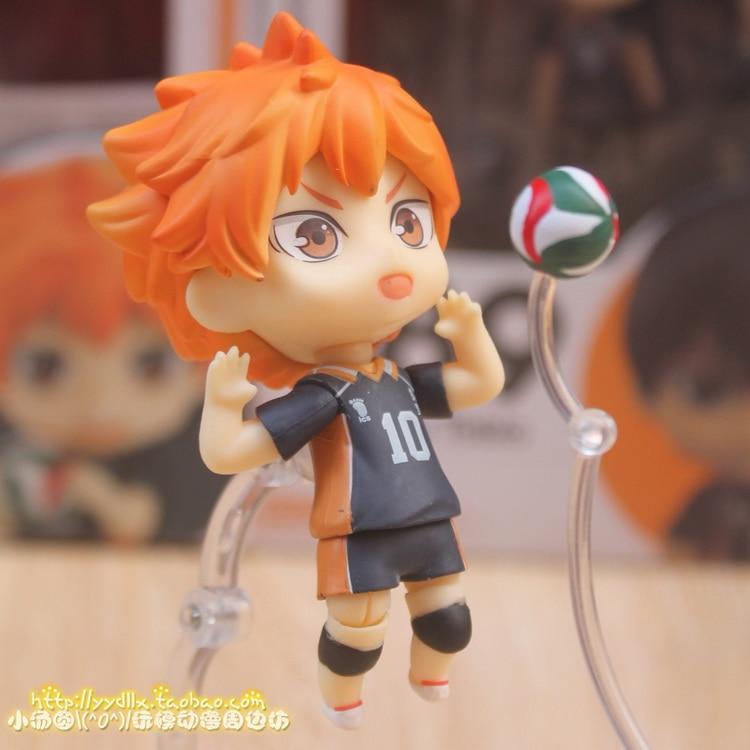 Hot Sale Sport Volleyball Comic Anime Haikyuu !! Shoyo Hinata 461 #  Action Figure 1