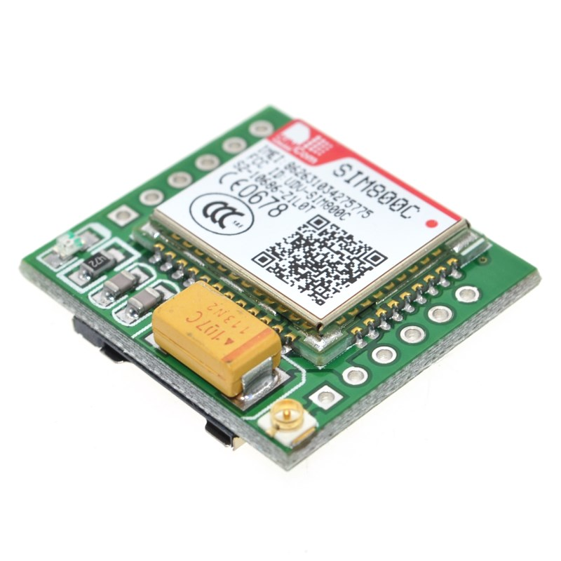 Serial Communication With Gsm Modem Sim 800c - hilldb