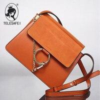 2016 New Small Bag Shoulder Messenger Bag Leather Handbag Small Star With A Of Faye Chain