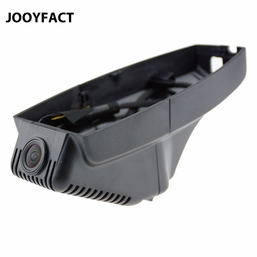JOOYFACT A1 Car DVR Registrator Dash Cam Digital Video Recorder Night 1080P Novatek 96658 IMX 323 WiFi for BMW F25 E46 E90 car dvr camera video recorder wireless wifi app manipulation full hd 1080p novatek 96658 imx 322 dash cam registrator black box