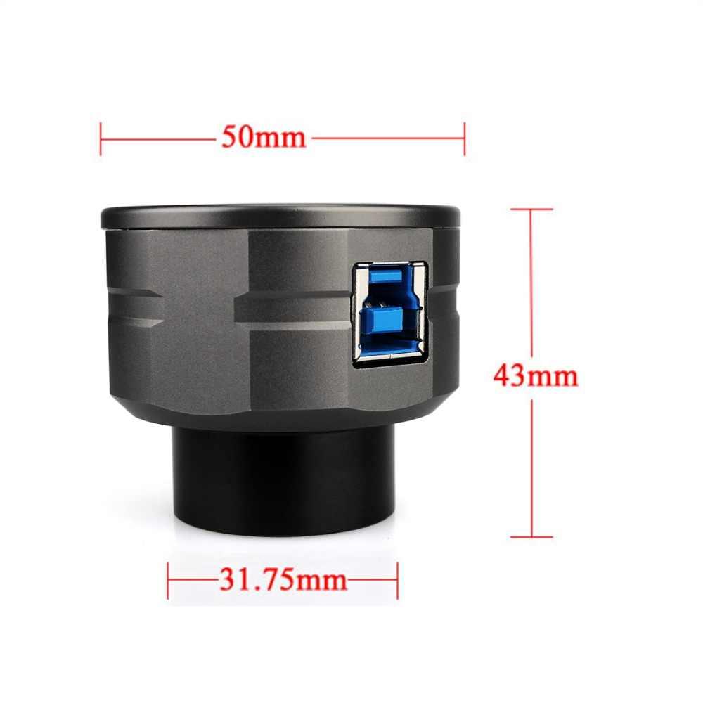 SVBONY 1.25 'Inch SV205 8MP USB3.0 Điện Tử Kính Thiên Văn Học Camera Cho Thiên Văn Kính Thiên Văn Astrophotography F9159D