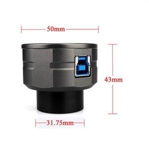 Image 5 - SVBONY 1.25 inch SV205 8MP USB 3,0 Elektronische Okular Astronomie Kamera für Astronomische Teleskop Astrofotografie F9159D