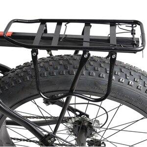 Image 4 - دراجة عالية الجودة حقيبة البضائع الإطار الخلفي جبل الثلوج الدراجة الخلفية قوس التجمع
