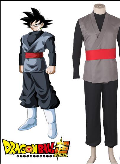 Anime Cosplay Costume Unisex DRAGON BALL Z Son Goku Adult Super Saiyan Uniform Set High quality Fine Workmanship