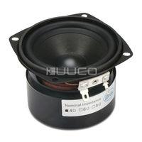 15W Full Range Speaker 3 Inches 4 Ohms HI FI Stereo Speakers Unit Antimagnetic Speaker Satellites