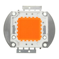 50W 100W LED Grow Chip Full Spectrum Led Diode Light High Power 380NM-840NM Growth Lamp Diode for Indoor Plant Seeding