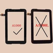 """Für Lenovo 7 """"Tablet IdeaTab A1000 Touch Screen Digitizer Glaslinse Ersatz A1000 Kostenlose tools"""