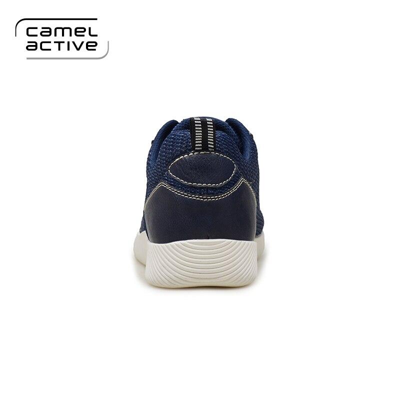Léger Active Camel 2017 Adulte Respirant Chaussures Plat up Automne De gris Hommes Plus Casual Dentelle Maille Bleu Mode Taille qIwfBwx
