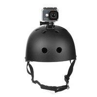 Комплект аксессуаров для экшн-камеры SHOOT 4 в 1, штатив с быстроразъемной пряжкой для GoPro Hero 7 8 5 Go Pro SJCAM Yi 4K Eken H9 5