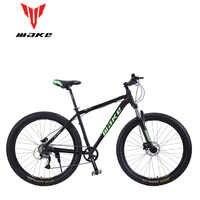 Mountain Bike MAKE 29*3.0 wheel SHIMANo ALtus 9 Speed Disc Brakes Aluminum Frame