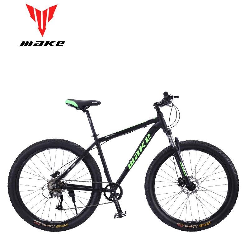 Mountain bike fazer 29*3.0 roda shimano altus 9 velocidade freios a disco quadro de alumínio