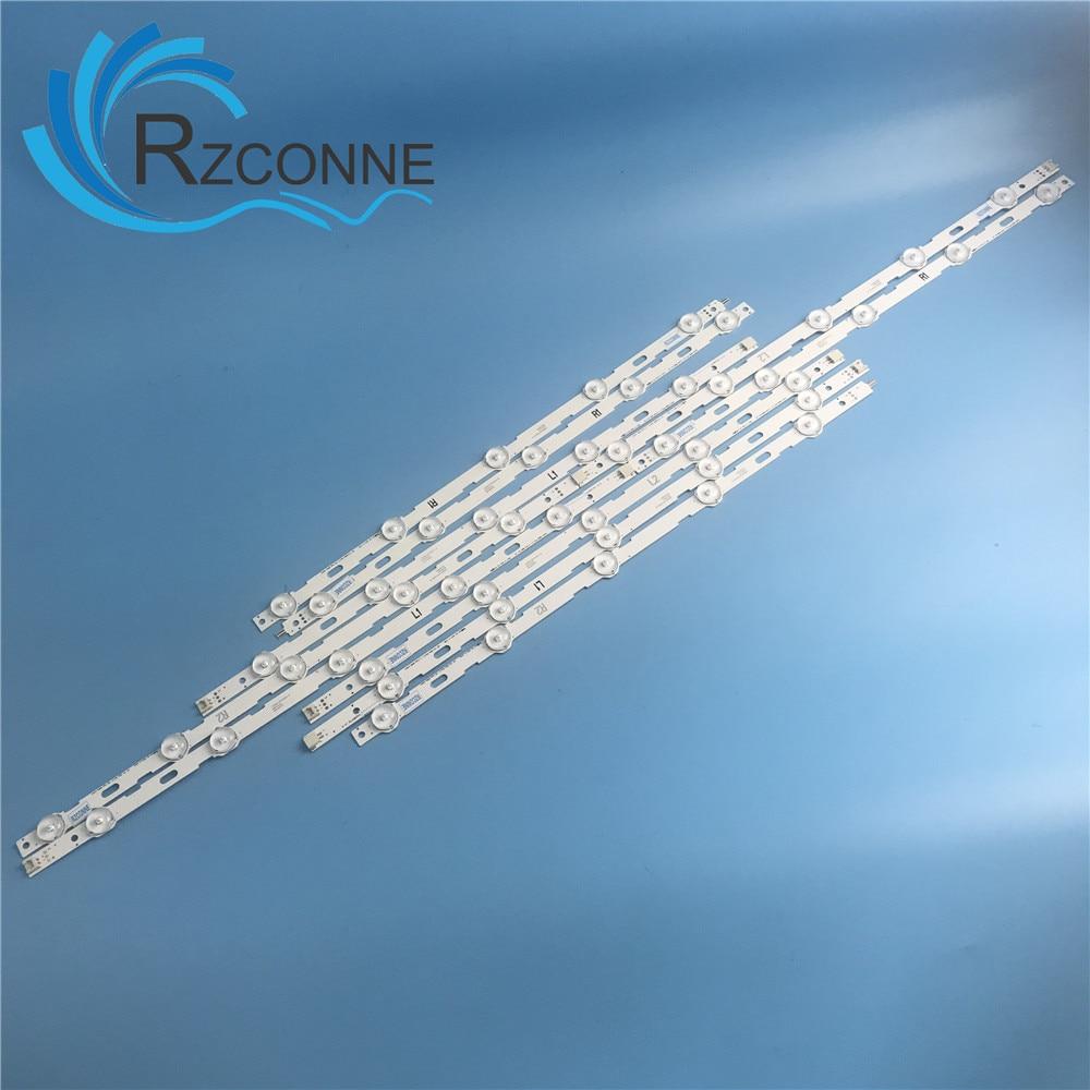 Led Backlight Strip 7 Lamp For Lg 32 Tv 32ln520b Lc320dxe V13 Cdms 6916l-1399a 6916l-1400a sf r5