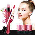 Waterproof Lip gloss Moisture Matte Color Lipstick Smooth Long Lasting Lip Stick Nude Lipgloss Sweet Girl Lip Tint Makeup 158036