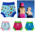 Quality Baby Boy Baby Girl Swim Diaper,Reusable Baby Swim Diaper Baby Swimming Blue Pink