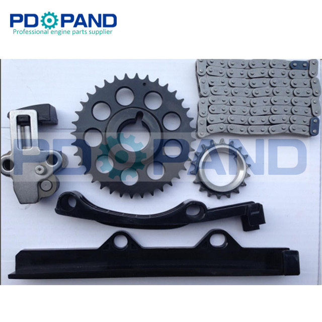 22r 22re 22rec Engine Timing Chain Kit 6 Pcs For Toyota Hilux