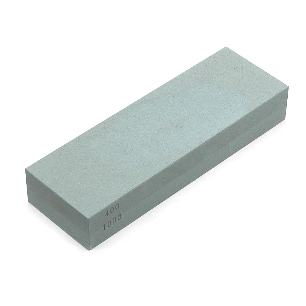 цена на 400/1000 double side sharpening stone household grindstone for carving knives kitchen tool, carpenter's chisel YS044