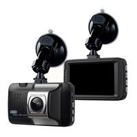 New USB Dash Cam, 3 HD 1080P Car Camera Driving Recorder 170 Wide Angle Dashboard Camera With Night Vision, Cycle Recording