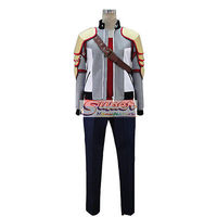 DJ DESIGN Ixion Saga DT Kon Hokaze Uniform COS Clothing Cosplay Costume