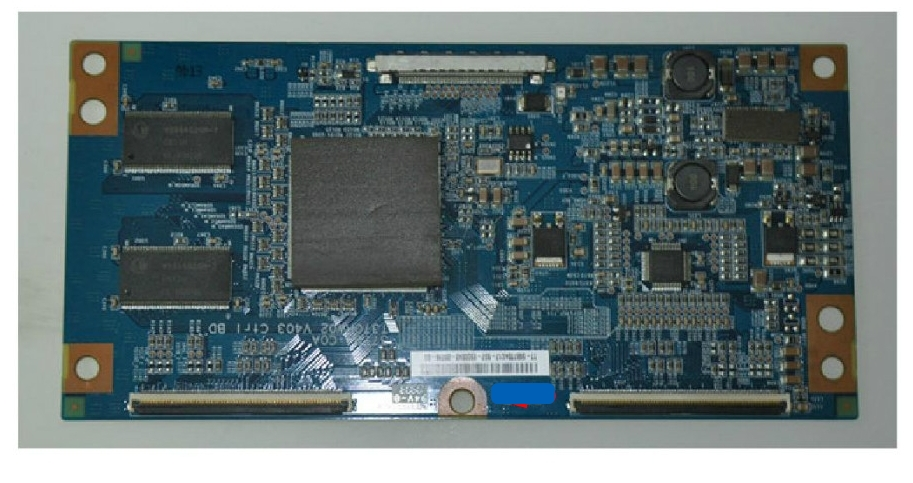 LOGIC BOARD T370HW02 VF 37T04-C0H connect with T-CON connect board