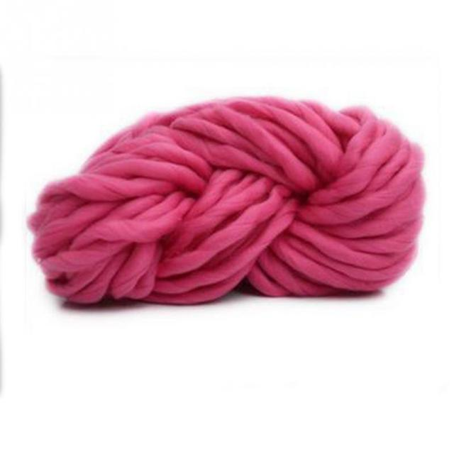Hot Sale Scarf Knitted Thread Diy Apparel Sewing Threads Chunky Knit