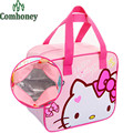 Hello Kitty Bolsa Niños Aislados bolsa de Almuerzo Lonchera Bolsa de Comida de Picnic Niños Doraemon Lindo Oso Niños Aislados Bolsa de Frío Térmica