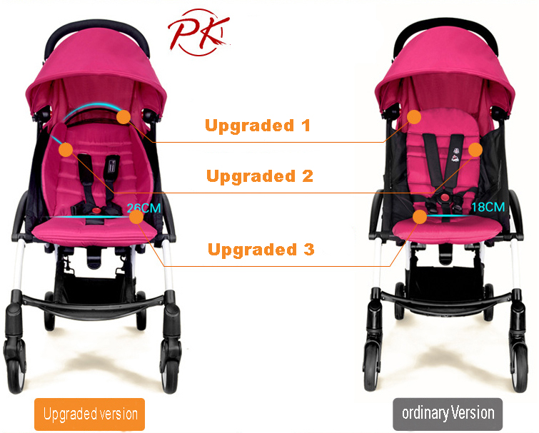 BabyStroller Safe Twins Strollers Strong Suspension Twin Carriage Super light Pram 175 Degree Stroller Easy to Depart and Joint twins stroller double stroller super twins stroller carrier pram buggy leader handcart ems shipping