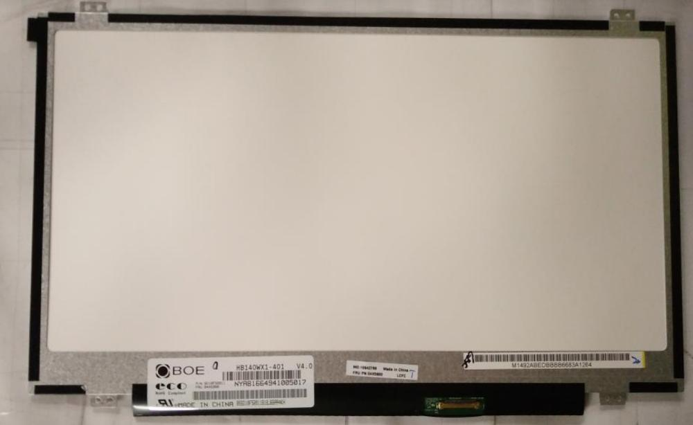 Replacement FRU 04x5900 for Lenovo ThinkPad L450 14 0 HD LED Screen Display