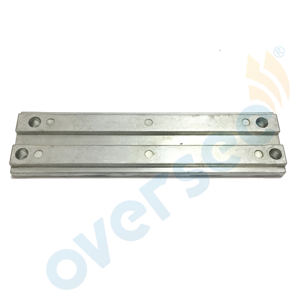 OVERSEE FIT Mercury 40-45-50-55-60-65-70-75-80-90-100HP Anode Bar Zinc 818298 818298A