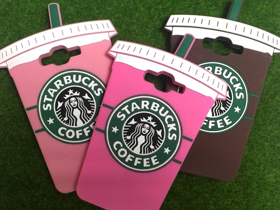 For Samsung Galaxy Grand Prime G530 G530H Covers New Fashion Starbucks Coffee Cups Soft Rubber Back Phone Cases Free Shipping
