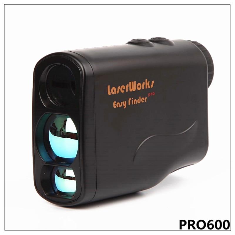 600m laser rangefinder hunting device golf sport telescope hunting monocular rangefinder hunt laser measure height speed 003