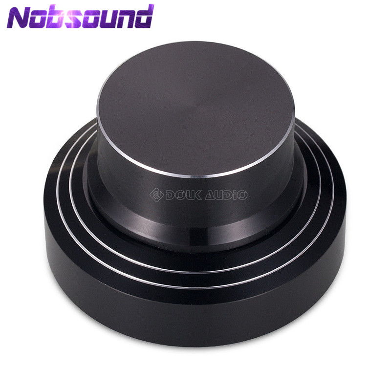 Nobsound Black All-metal USB Volume Controller Lossless Audio VOL Adjuster For Window/Mac