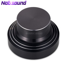 Nobsound preto all metal controlador de volume usb sem perdas áudio vol ajustador para janela/mac