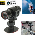 F9 Action Camera Sports Video Mini Camera / Bicycle  / Helmet Camera Full HD 1080P Support TF Card 120 Degree Wide Angle Lens