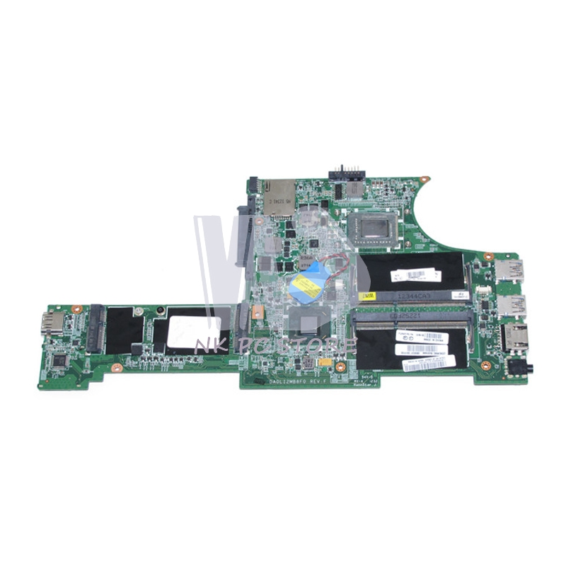 04W4188 Main Board For Lenovo ThinkPad Edge E130 Motherboard DA0LI2MB8F0 HM77 i3-2367M 1.4GHz DDR3 hd3000 04y1168 motherboard for lenovo thinkpad edge e430 laptop main board qile1 la 8131p hd4000 graphics 14 ddr3
