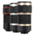 2017 8x zoom teleobjetiva para iphone 7 6 5 12in1 s samsung s6 s7 microscópio macro olho de peixe grande angular lentes telefone tripé lente