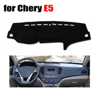 Car Dashboard Cover Mat For Chery E5 All The Years Left Hand Drive Dashmat Pad Desk