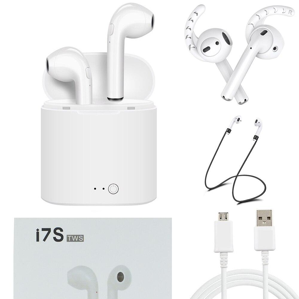 Alte stadt für apple airpro i7s TWS Twins Drahtlose Kopfhörer Mini Bluetooth earpods hbq f10 Earbuds Stereo auto lade box