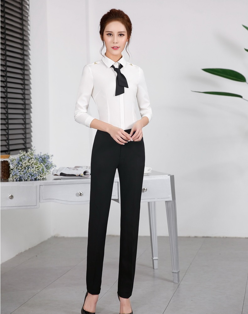 Formal Pants And Blouse