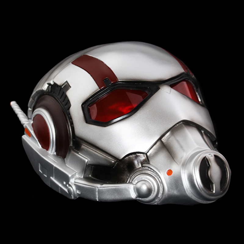 Full Face Ant - Man casque Antman Costume Ant homme masque Cosplay Halloween Mascaras masques Batman Iron Man casque Carnaval Costume