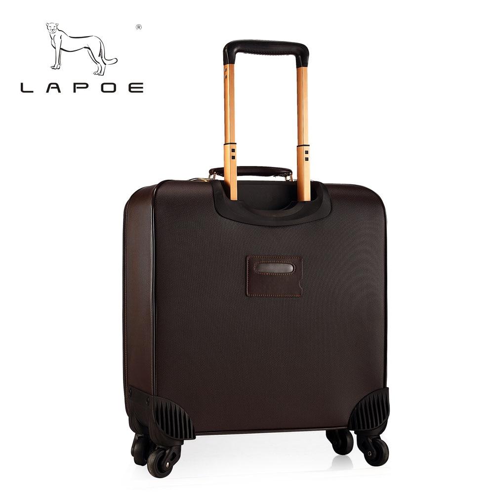 9575e10996 LAPOE valise cabin travel luggage Business suitcase maletas de viaje con  ruedas rolling luggage trolley koffer maleta con ruedas