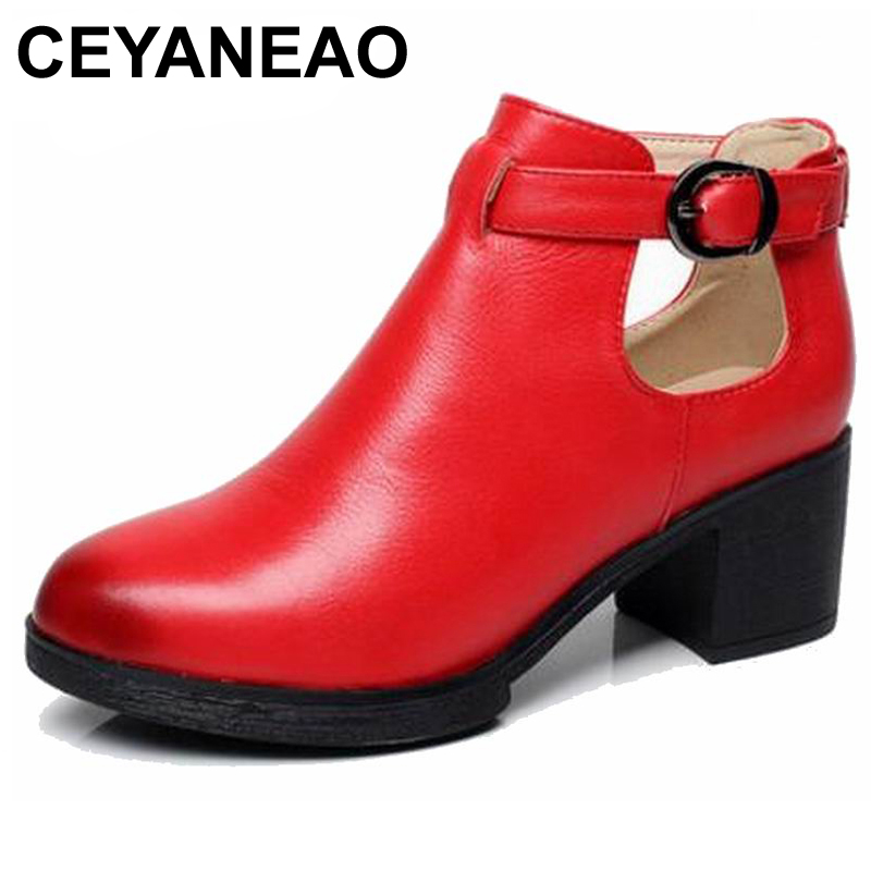 CEYANEAOShoes Women High HeelsGenuine Leather WomenPumps Spring Round Toe Gladiator Shoes Female High Heels Platform Shoes E1918CEYANEAOShoes Women High HeelsGenuine Leather WomenPumps Spring Round Toe Gladiator Shoes Female High Heels Platform Shoes E1918