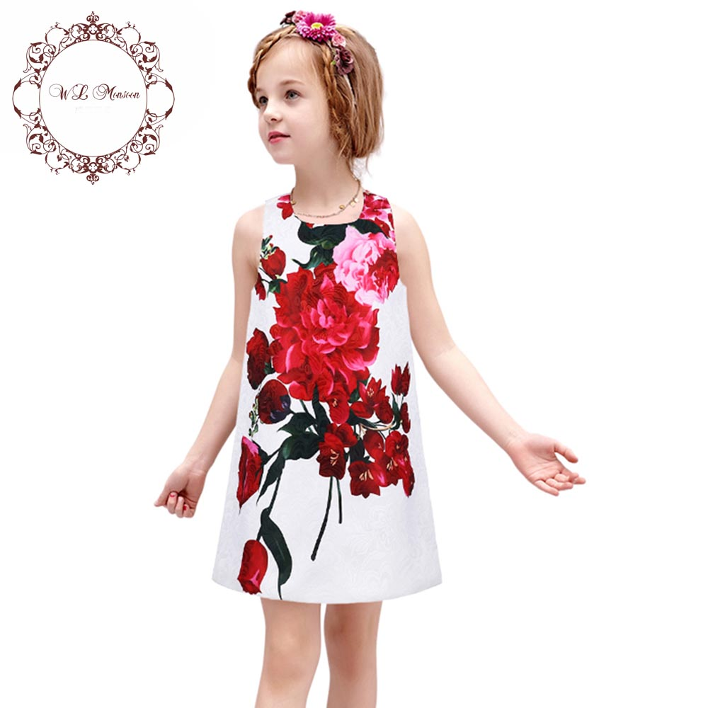 Baby Girl Clothes Princess Dress Summer 2016 Toddler Girls ...